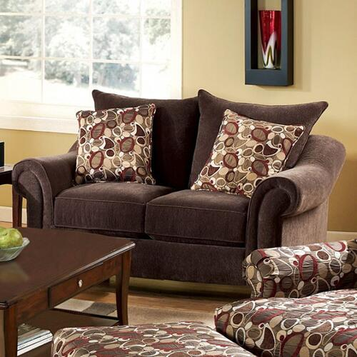 Furniture of America - Chelmsford Love Seat
