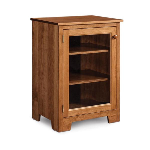 See Details - Shaker Media Storage Cabinet