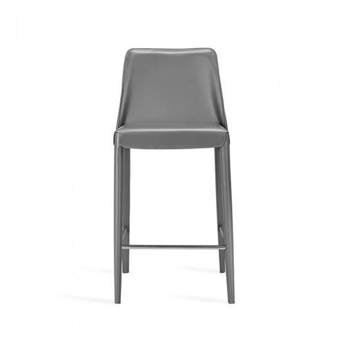 Malin Counter Stool - Grey