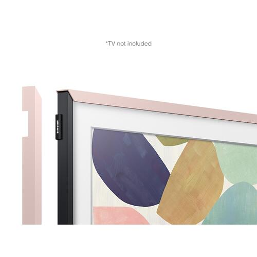 "(2020) 32"" The Frame Customizable Bezel - Natural Pink"