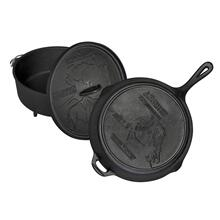 National Parks Cast Iron Set