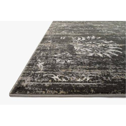 KT-07 Charcoal / Silver Rug