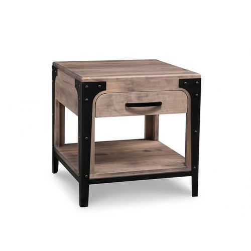 Handstone - Portland End Table
