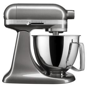 Artisan® Mini 3.5 Quart Tilt-Head Stand Mixer - Medallion Silver