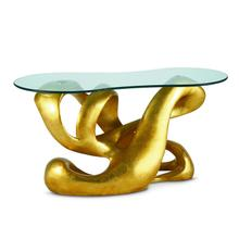 BIOMORPHIC CONSOLE TABLE