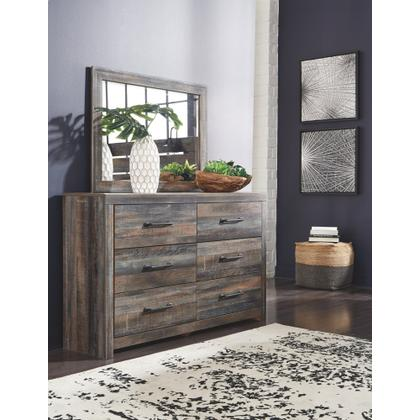 See Details - Drystan Dresser and Mirror