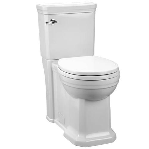 Dxv - Fitzgerald Two-Piece Round Front Toilet - Biscuit