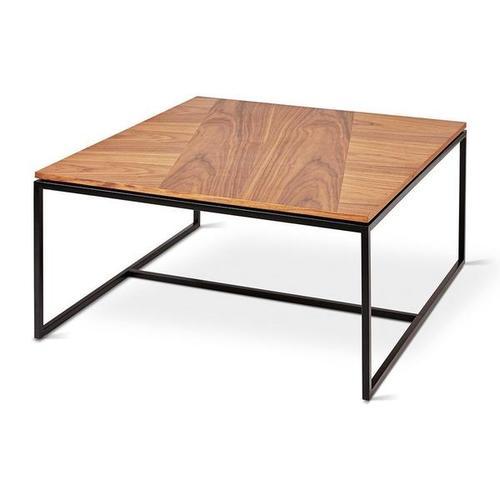 Tobias Coffee Table - Square Walnut