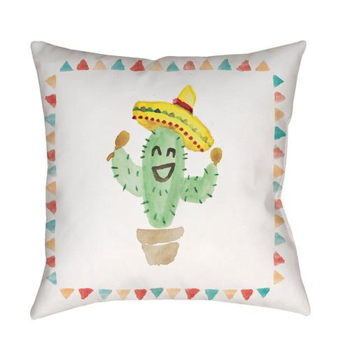 """Cactus WMAYO-028 18"""" x 18"""""""