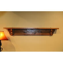 Western Traditions - Saloon Shelf 3'l To 6'l - (6′)