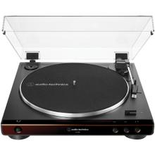 Fully Automatic Belt-Drive Turntable (Brown)