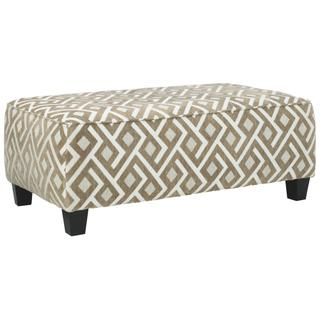 See Details - Dovemont Oversized Accent Ottoman