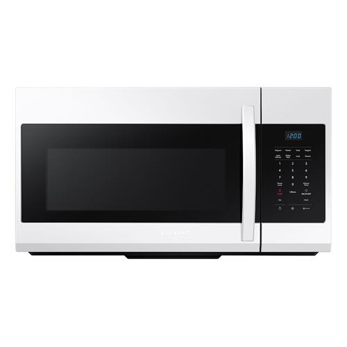 Over-the-Range Microwave with 1.7 cu. ft. Capacity in White