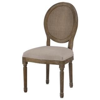 See Details - Round Mesh Back Maxwell Side Chair (grey)