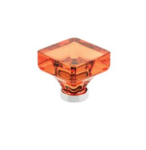 Lido Colored Crystal Knob Product Image