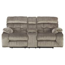 Product Image - Brassville Reclining Loveseat With Console