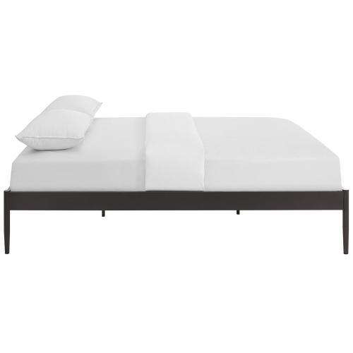 Modway - Elsie Queen Bed Frame in Brown