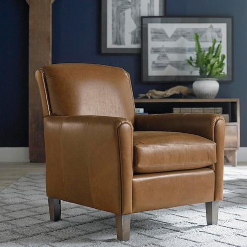 Bassett Furniture - Ridgebury Leather Accent Chair