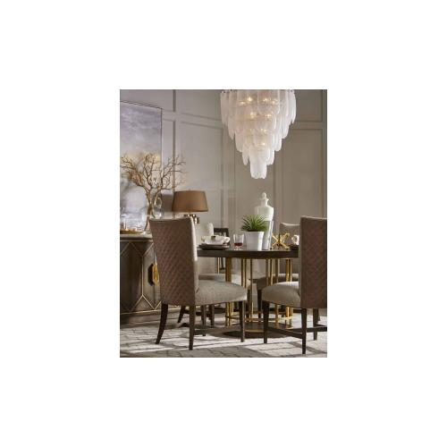 WoodWright Lloyd Brown Meyer Dining Table
