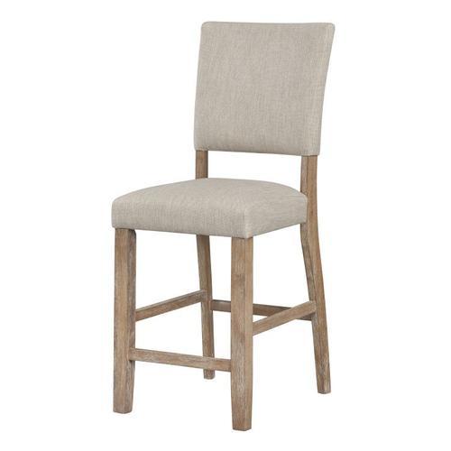 Gallery - Auburn Honey Counter Height 2-Pack Chair