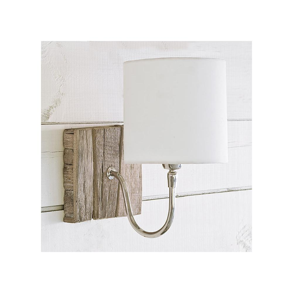 See Details - Bent Arm Pinup Sconce