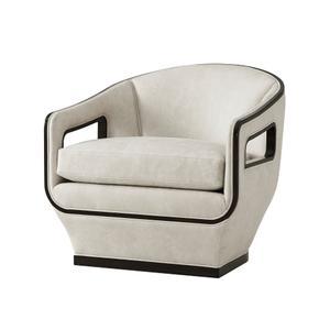 Theodore Alexander - Bailey Swivel Lounge II Upholstered Chair