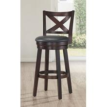 1023 Swivel Stool - 24""
