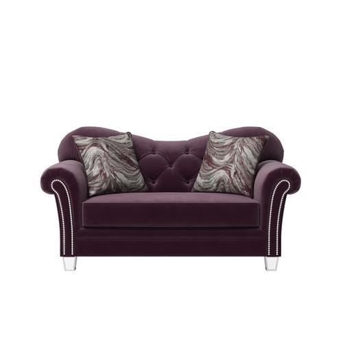 Hughes Furniture - 8785 Loveseat