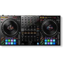 The 4-channel performance DJ controller for rekordbox
