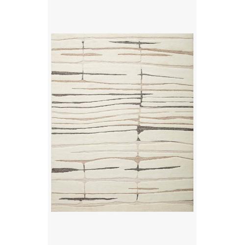 BEN-03 Ivory / Bark Rug