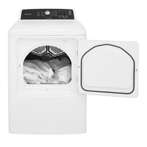 6.7 Cu. Ft. High Efficiency Free Standing Electric Dryer