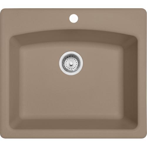 Franke - Ellipse ESOY25229-1 Granite Oyster
