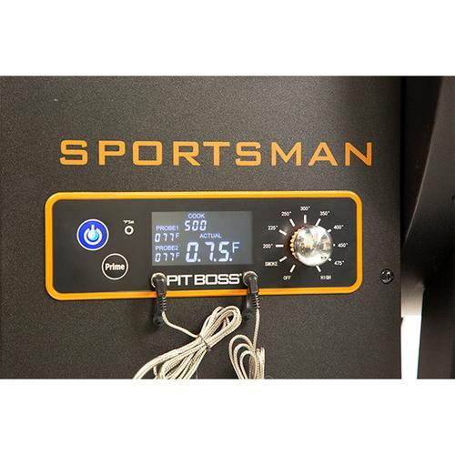 Sportsman 1100 Wood Pellet Grill