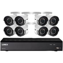 1080p HD Security Camera System with 1 Terabyte 8-Channel DVR and Eight 1080p Bullet Cameras