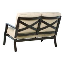 Xavier Sectional Deep Seating Left Arm Love Seat