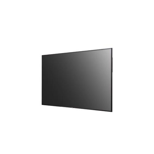 """75"""" UH5F-H Series Slim UHD IPS Digital Signage with non-glare coating, webOS platform, Cisco & Crestron compatible & IP5x Certified"""