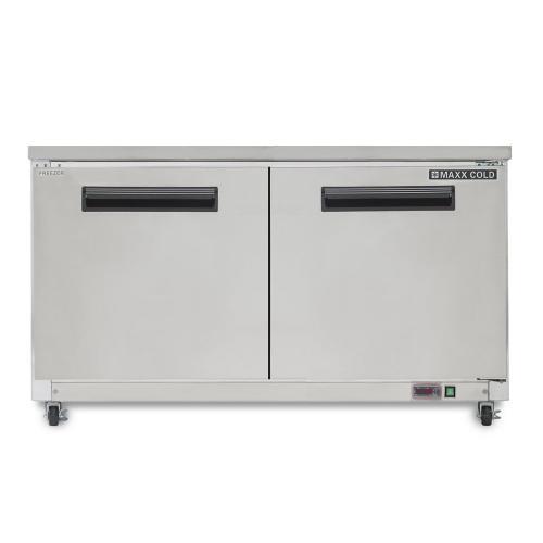 Gallery - MXCF60UHC Undercounter Freezer, Double Door