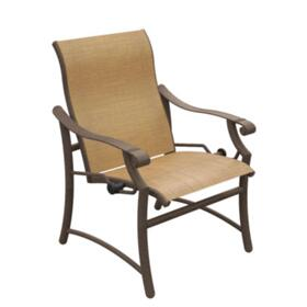 Montreux Sling Dining Lounge Chair