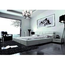 Modrest 400 - Contemporary Eco-Leather Bed