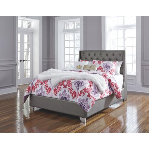 Full Size Upholstered Bed