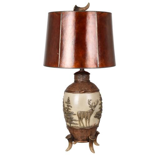 RED HOT BUY! Deer Run Table Lamp