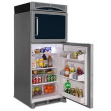 See Details - Cobalt Left Hinge Classic Refrigerator Top Mount Freezer