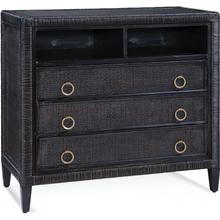Sabal Bay Media Chest