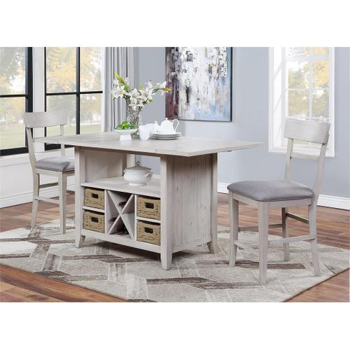 Coast To Coast Imports - Counter HT Chair 2PK Priced EA