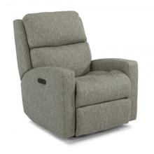 See Details - Power Rocking Recliner with Power Headrest