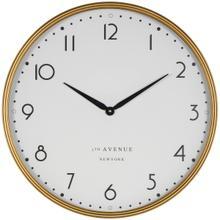 See Details - Zane Wall Clock