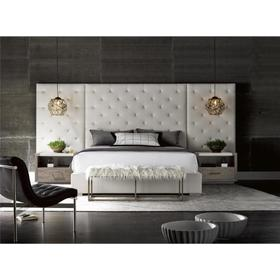 Brando Cal King Bed with Panels