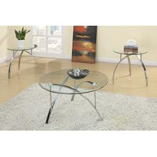 Sombra 3pc Coffee Table Set