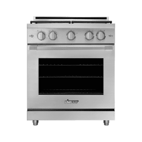 "30"" Gas Pro Range, Color Match, Liquid Propane"