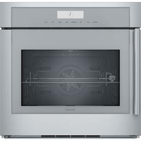 Single Wall Oven 30'' Door Hinge: Left, Stainless Steel MED301LWS